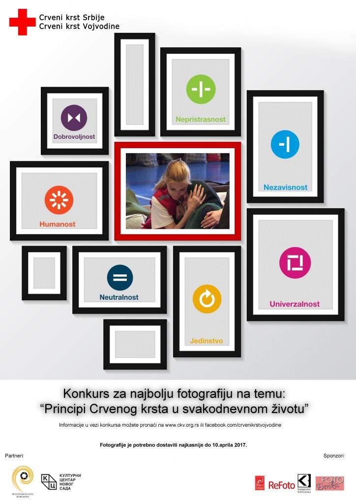 Plakat-Principi Crvenog krsta u svakodnevnom zivotu